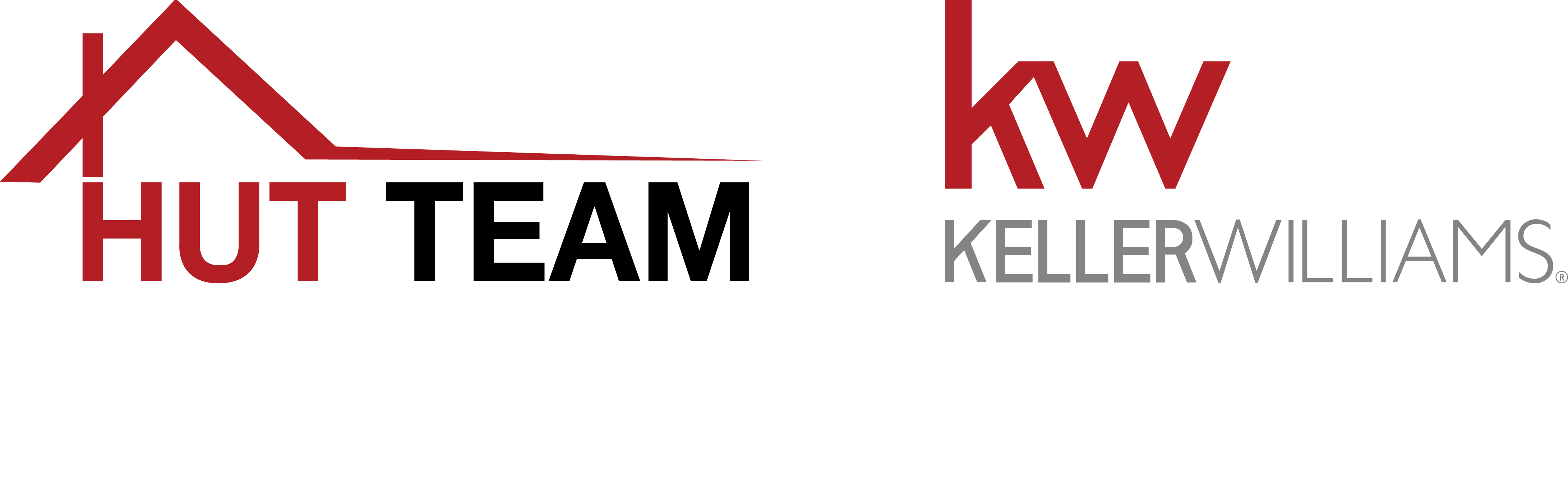 HUT TEAM @ KELLER WILLIAMS REALTY LOGO